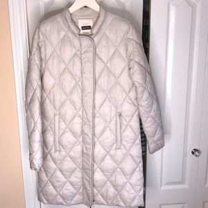 Part Two Quilted Barn Coat